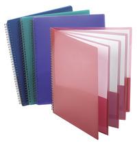 Poly Multi Pocket Folders, Item Number 335414