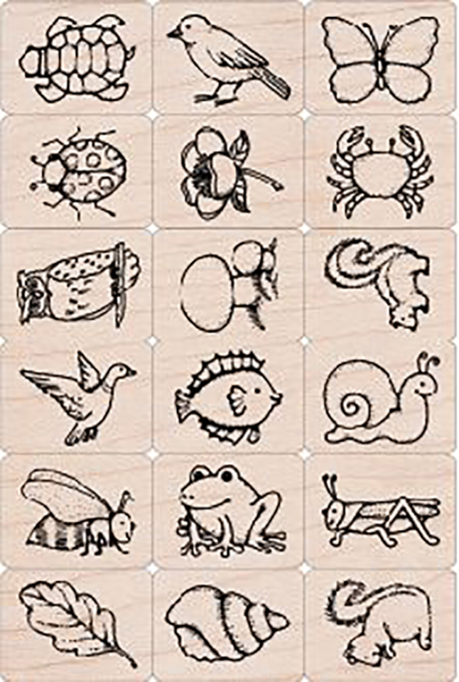 Award Stamps and Stamp Pads, Item Number 345152