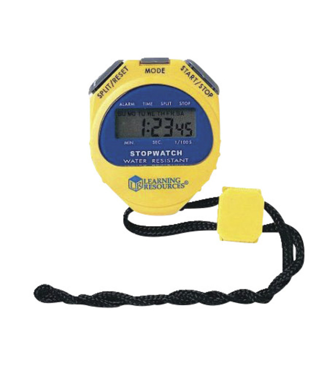 Stopwatch Timer, Timers and Stopwatches, Item Number 347402