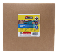 Celluclay Non-Toxic Instant Papier-Mache, 24 lb Bag, White Item Number 350078