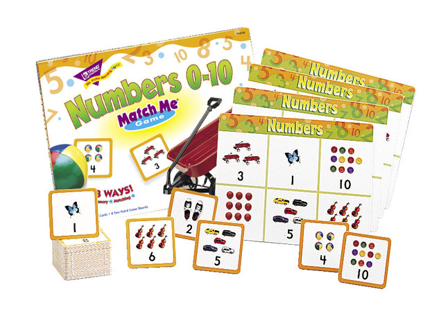 Counting Games, Counting Activities Supplies, Item Number 357946