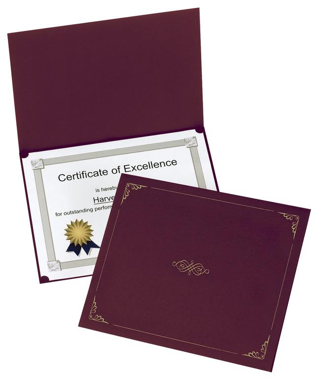 Award Certificates, Item Number 361314
