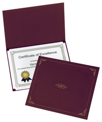 Award Certificates, Item Number 361314