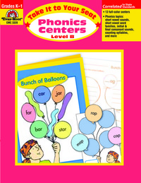 Phonics Games, Activities, Books Supplies, Item Number 382404