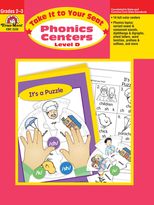 Phonics Games, Activities, Books Supplies, Item Number 382407
