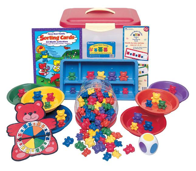 Sorting Activities, Sorting Trays Supplies, Item Number 385718
