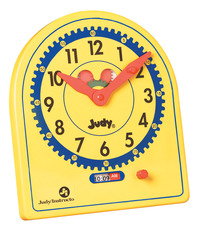 Telling Time, Time Games Supplies, Item Number 033-1751