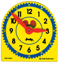 Telling Time, Time Games Supplies, Item Number 386636