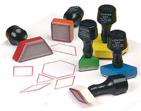 Award Stamps and Stamp Pads, Item Number 387356