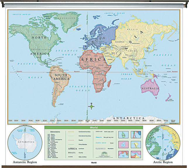 Maps, Globes Supplies, Item Number 390159