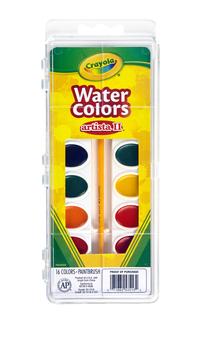 Watercolor Paint, Item Number 391088