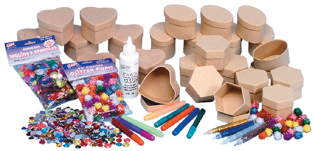 General Craft Supplies, Craft Materials, General Materials Supplies, Item Number 401642