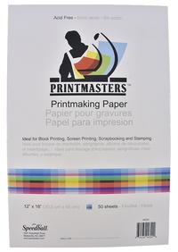 Printmaking, Printing Paper, Item Number 401658