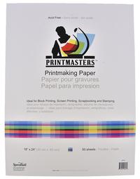 Printmaking, Printing Paper, Item Number 401660