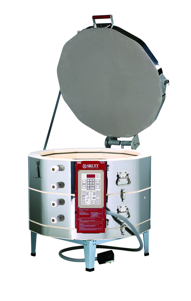 Image for Skutt KMT1027-3 Kiln, 208 Volts, 48 Amps, 9984 Watts, 1 Phase from School Specialty
