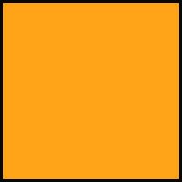 Sax Colored Art Paper, 12 X 18 Inches, Yellow Orange, 50 Sheets Item Number 402003