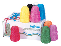 Yarn and Knitting and Weaving Supplies, Item Number 402004