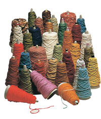 Yarn and Knitting and Weaving Supplies, Item Number 402016