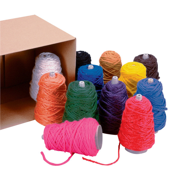 Yarn and Knitting and Weaving Supplies, Item Number 402019