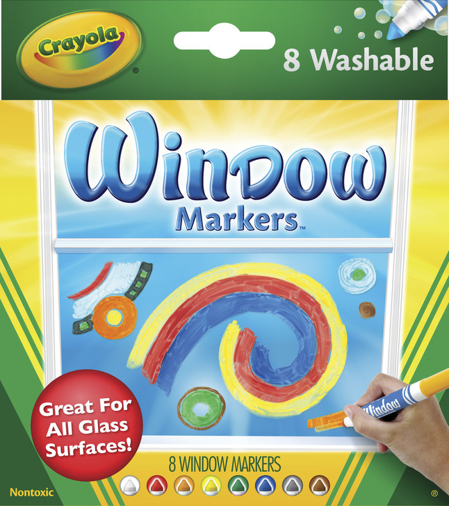 Washable Markers, Item Number 402359