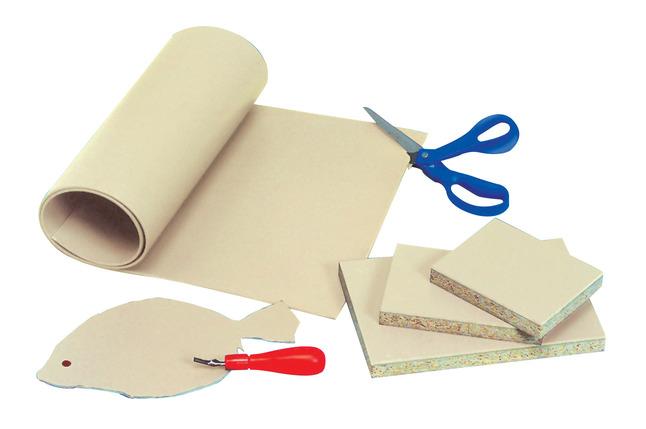 Linoleum Block Printing, Item Number 402394