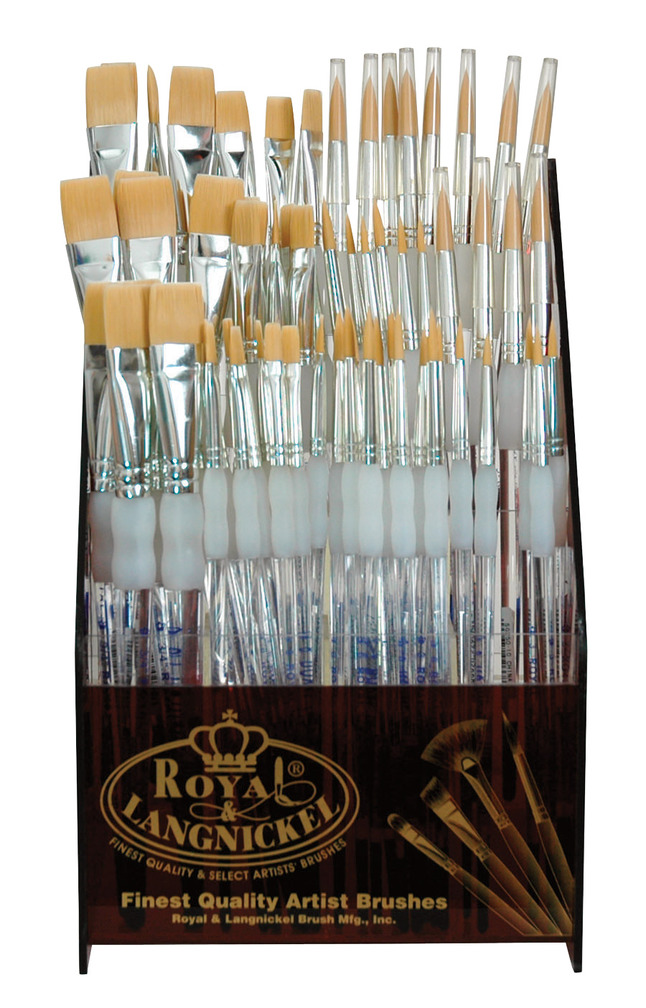 Synthetic Brushes, Item Number 410290