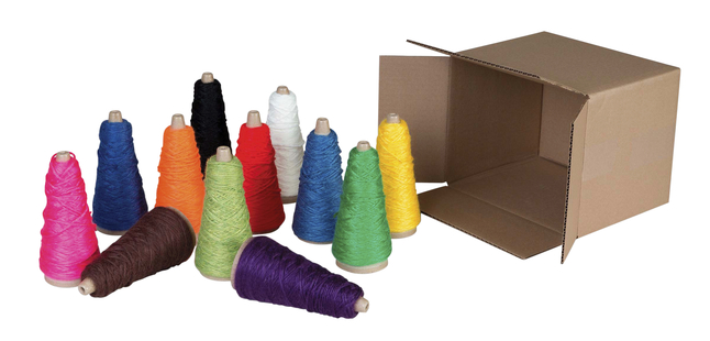 Yarn and Knitting and Weaving Supplies, Item Number 402454