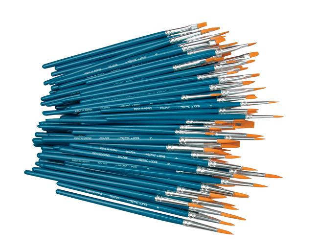 Paint Brush Set, Item Number 402752