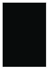 Crescent Colored Mat Board, 20 x 32 Inches, Smooth Black 921A, Pack of 10 Item Number 405225