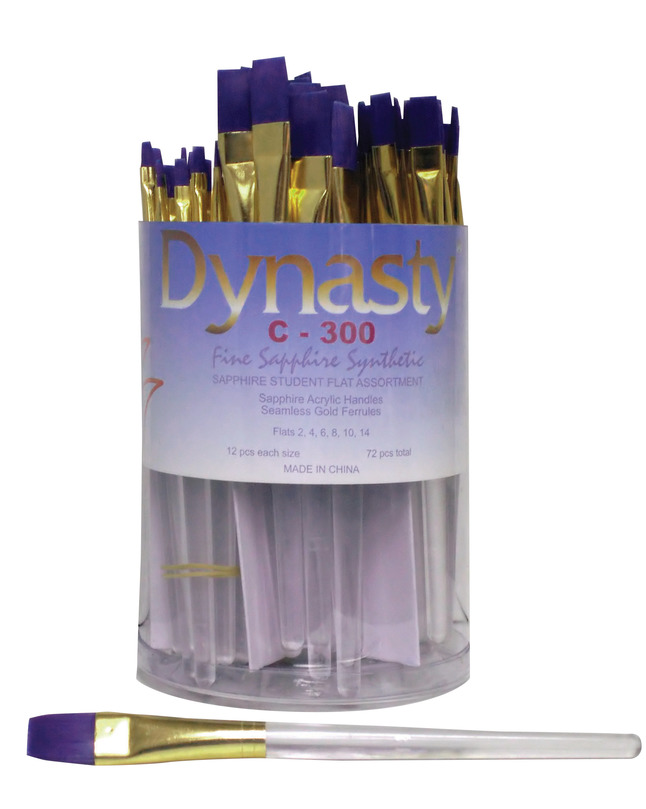 Synthetic Brushes, Item Number 405388