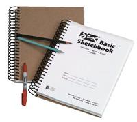Sketchbooks, Item Number 405683