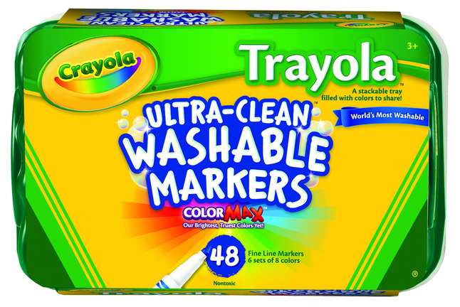 Washable Markers, Item Number 405790