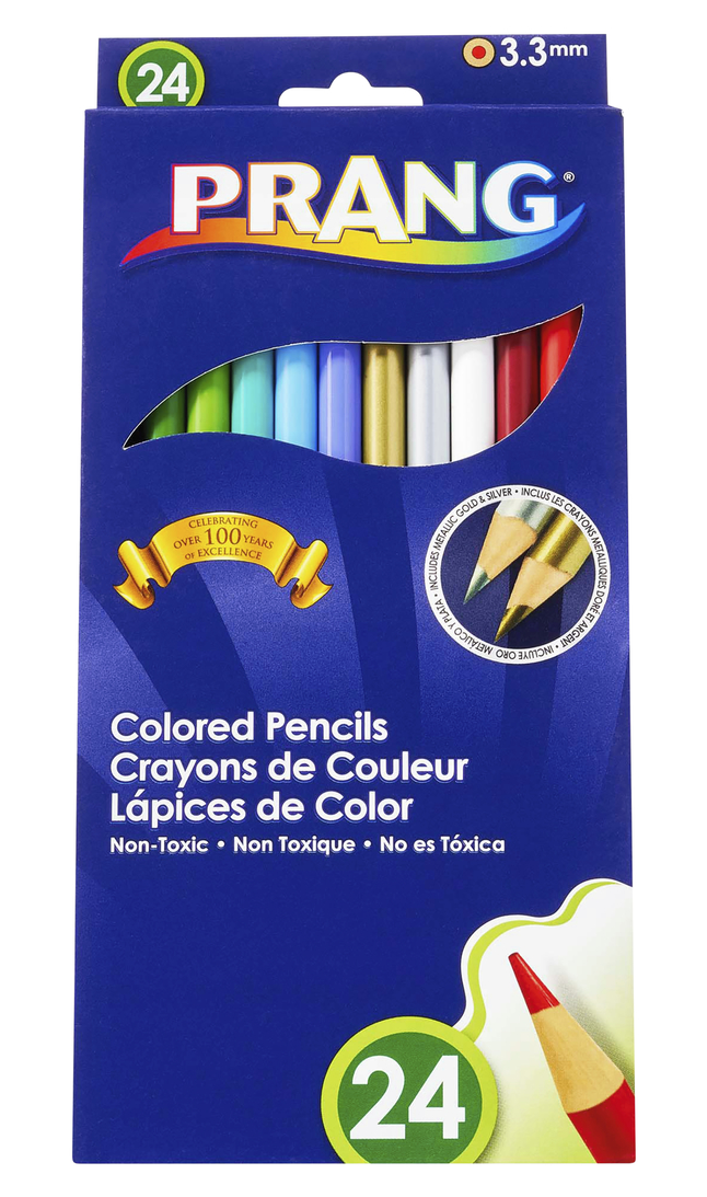 Colored Pencils, Item Number 405901
