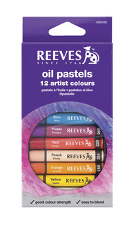 Pastels, Drawing and Painting Supplies, Item Number 407193