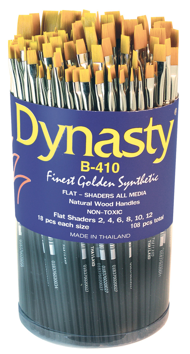 Synthetic Brushes, Item Number 407481