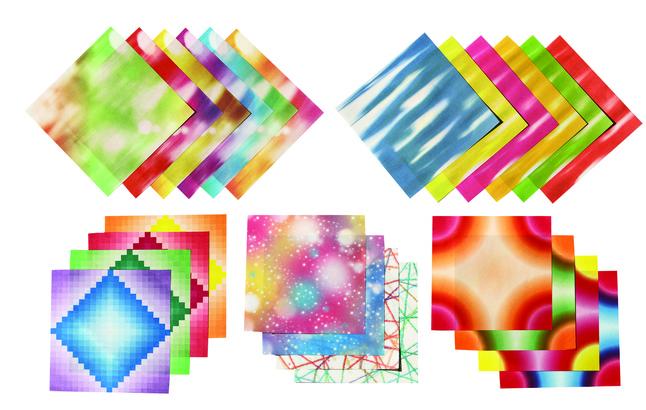 Origami Paper, Origami Supplies, Item Number 407783