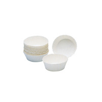 Jack Richeson Disposable Container, White, Pack of 100 Item Number 1320014
