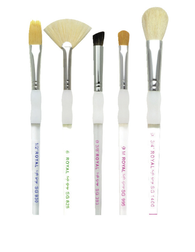 Synthetic Brushes, Item Number 408543