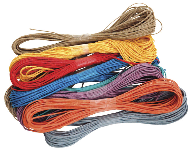 Craft Wire and Filaments and Cords, Item Number 409448