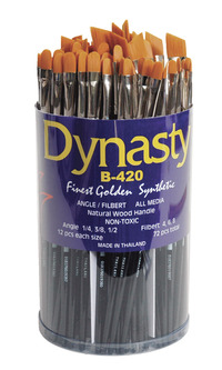 Synthetic Brushes, Item Number 409473