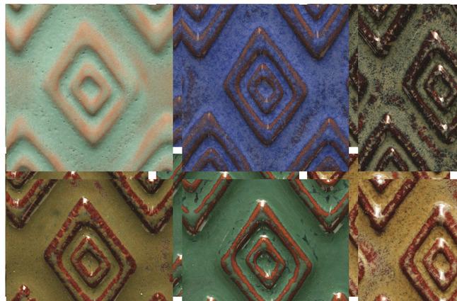 Glazes and Ceramics, Item Number 409604