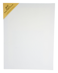 Sax Quality Stretched Canvas, Double Acrylic Primed, 18 x 24 Inches, White Item Number 409746