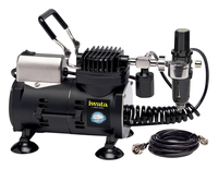 Airbrush Compressor and Supplies, Item Number 409821