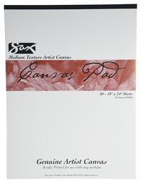 Canvas Pad, Item Number 410605