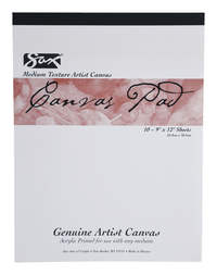Canvas Pad, Item Number 410608