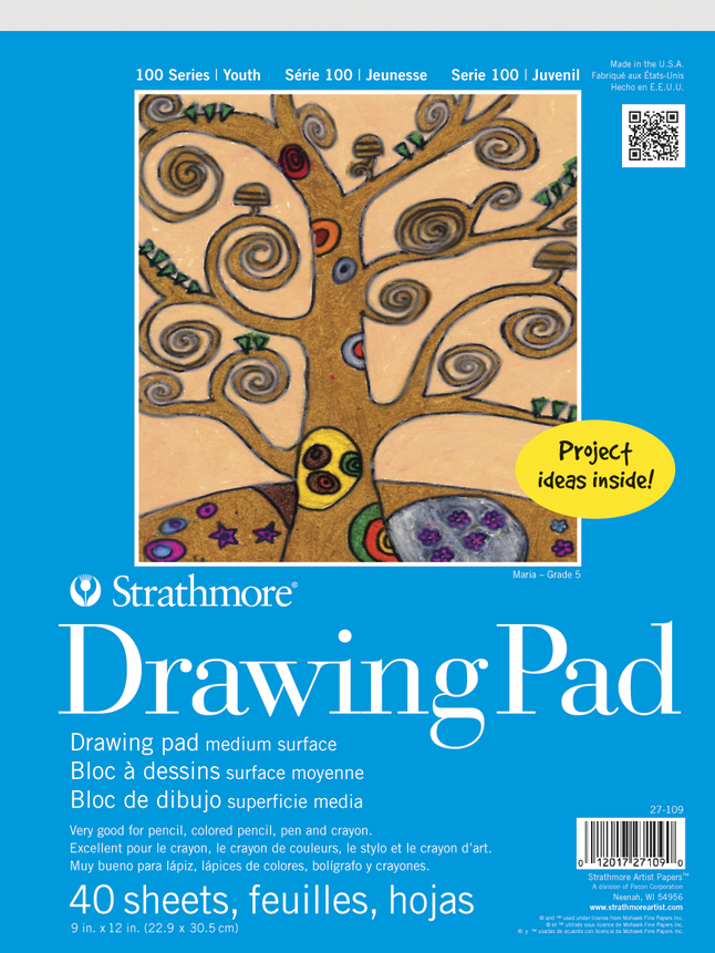 Drawing Pads, Item Number 410759