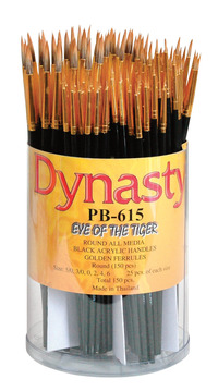 Synthetic Brushes, Item Number 411086