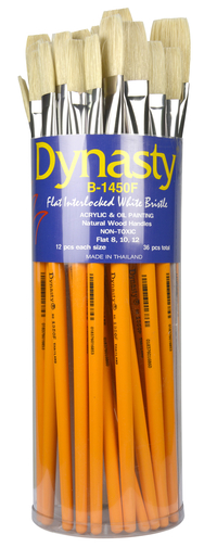 Synthetic Brushes, Item Number 411092