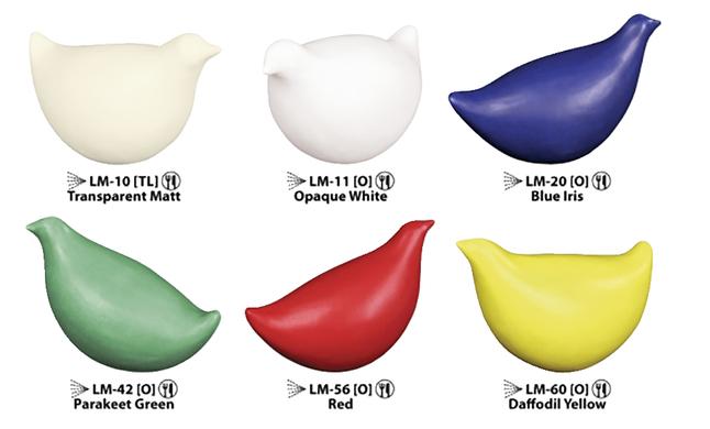 Glazes and Ceramics, Item Number 411386