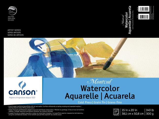Watercolor Paper, Item Number 411413